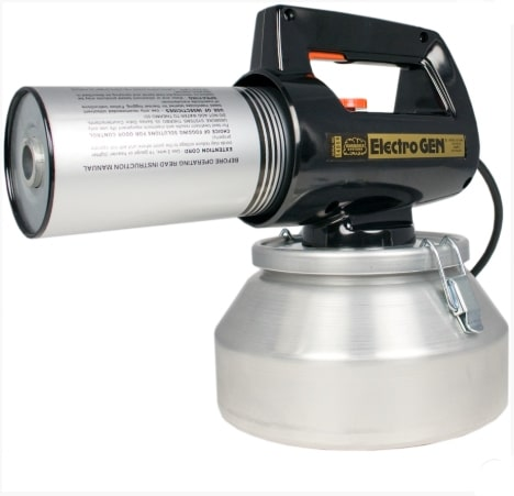 Electro Gen Thermal Fogger for Deodorizing Commerical Facilities